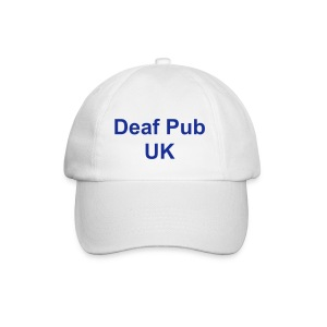 Deaf Pub Uk - Baseball Cap