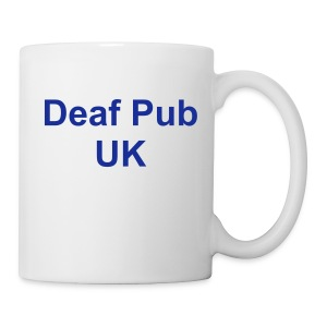 Deaf Pub UK - Mug