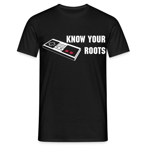 Know Your Roots - T-shirt Homme
