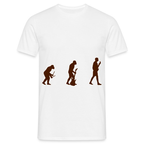 evolution? - T-shirt Homme