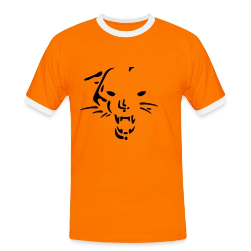 wildcat - Maglietta Contrast da uomo