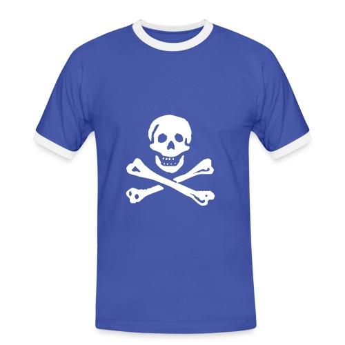 The chest of Davy Jones - Mannen contrastshirt