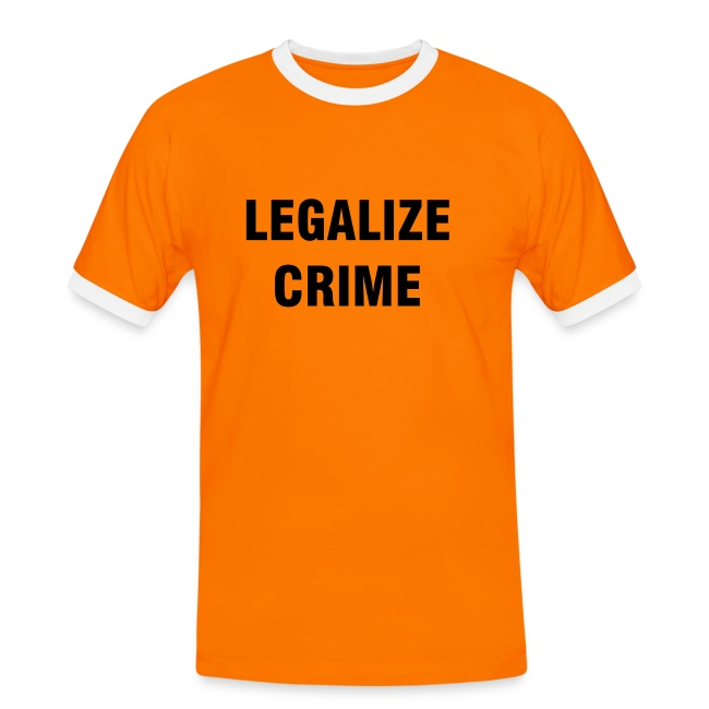 Legalize Crime (11:14)
