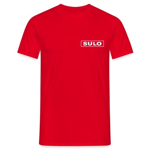 SULO´04 T-Shirt - Männer T-Shirt