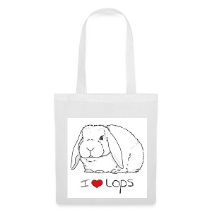 I Love Lops 2 - Tote Bag