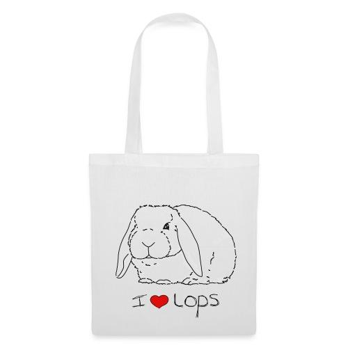 I Love Lops 2 - Tote Bag