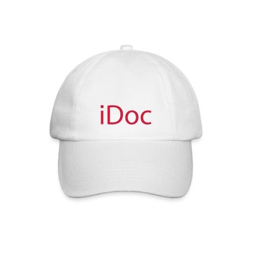 iDoc Cap rot - Baseballkappe