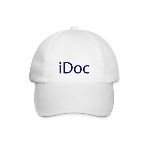 iDoc Cap blue - Baseballkappe