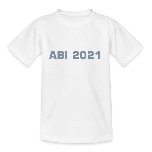 T-Shirt ABI 2021 - Teenager T-Shirt
