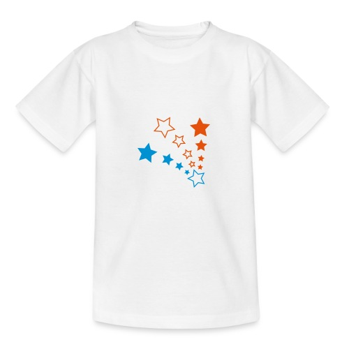 Kids T-Shirt stars - Teenage T-Shirt
