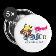 Buttons & Anstecker ~ Buttons mittel 32 mm ~ Artikelnummer 3237990