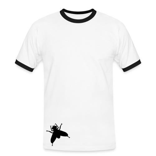 Camisetas - Camiseta contraste hombre