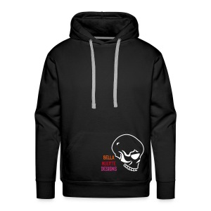 'Show Your Scull' Hoodie - Men's Premium Hoodie