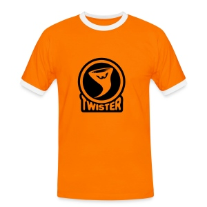 Twister Tee - Men's Ringer Shirt