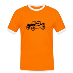 BUGGY-RETRO-ON - T-shirt contrasté Homme