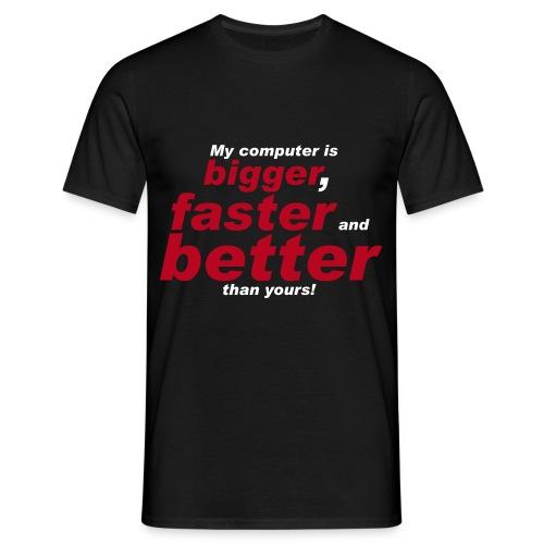 promo - Men's T-Shirt