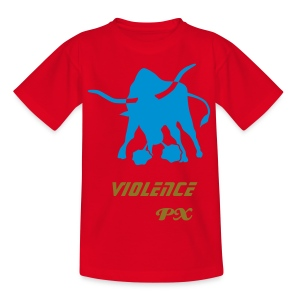 T-shirt enfant rouge - T-shirt Ado
