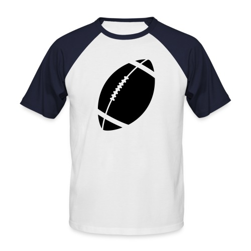 T-shirt Promodo rugby - T-shirt baseball manches courtes Homme