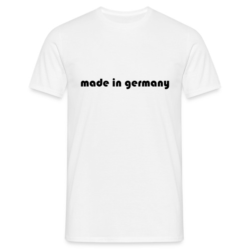 OHG made in germany - Männer T-Shirt