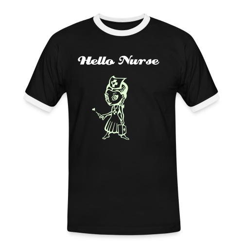 Hello Nurse - Men's Ringer Shirt