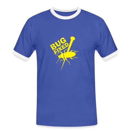 Bug... - Männer Kontrast-T-Shirt