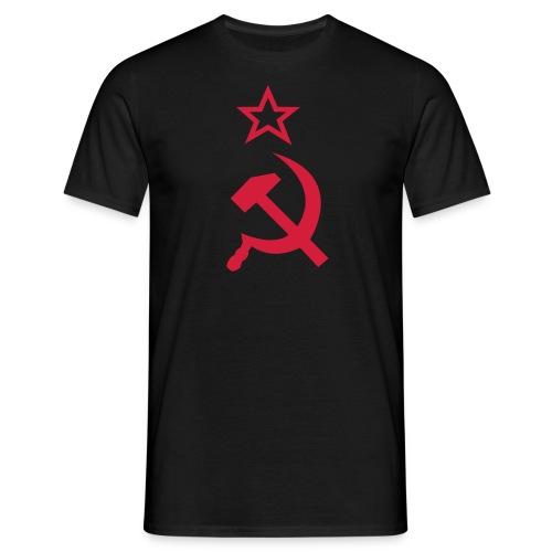 CSSR - Männer T-Shirt