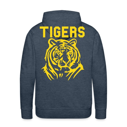 Hooded Sweat Tigers - Men's Premium Hoodie