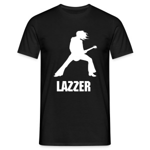 Middle Aged Fit Lazzer Tee - Men's T-Shirt