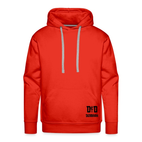 Sweatshirt, red - Men's Premium Hoodie