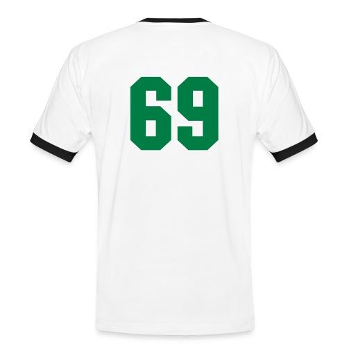'69' Mens TShirt - Men's Ringer Shirt
