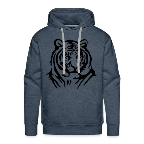 Tiger Top - Men's Premium Hoodie
