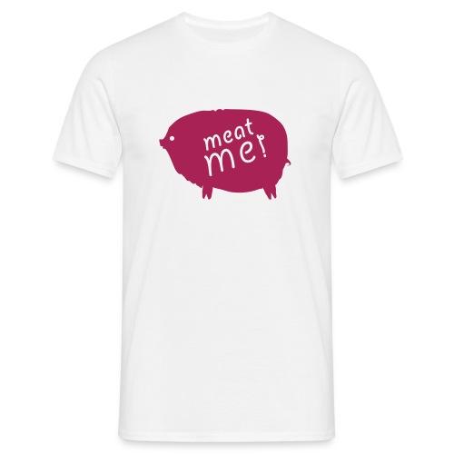 Piggy - T-shirt Homme