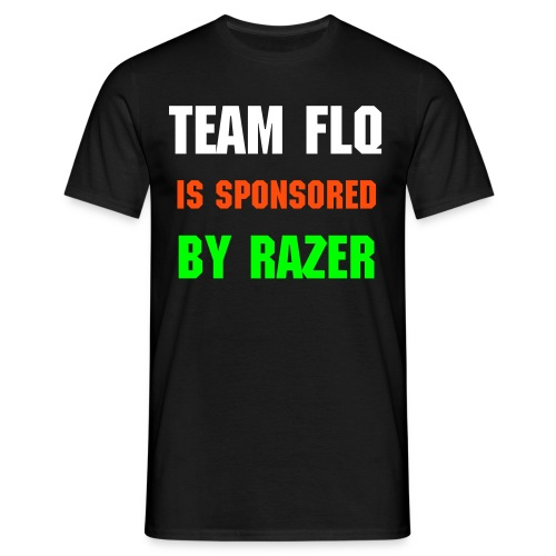 FLQ Sponsored T-Shirt - T-shirt Homme