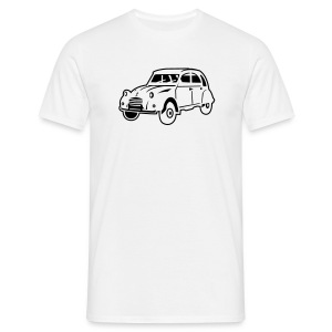 Sweet-car - T-shirt Homme
