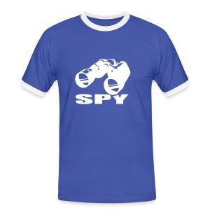 Spy - Mannen contrastshirt