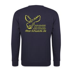 Individualität hatte schon immer Ecken und Kanten Sweat Shirt - Männer Pullover