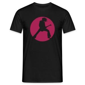 Rock n roll - Mannen T-shirt