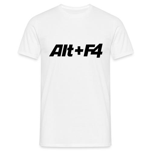 Alt-F4 - T-shirt Homme