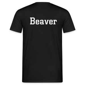 The Beaver T Shirt - Men's T-Shirt