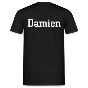 The Damien T Shirt - Men's T-Shirt