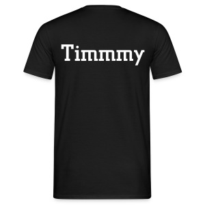The Timmmy T Shirt - Men's T-Shirt