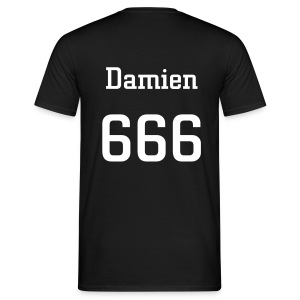 The Damien 666 T Shirt - Men's T-Shirt