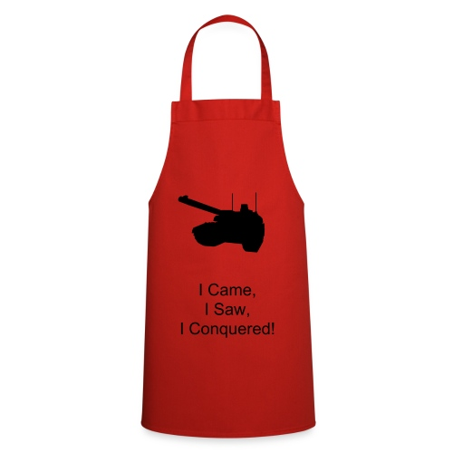 No Mercy! - Cooking Apron