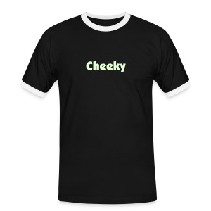 Cheeky - Men's Ringer Shirt