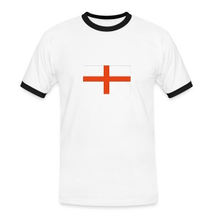 England And Proud - Men's Ringer Shirt