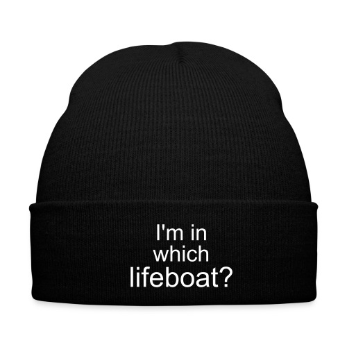 Lifeboat Hat - Winter Hat
