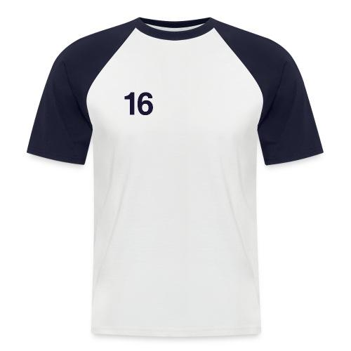 T-shirt Janot 16 - T-shirt baseball manches courtes Homme