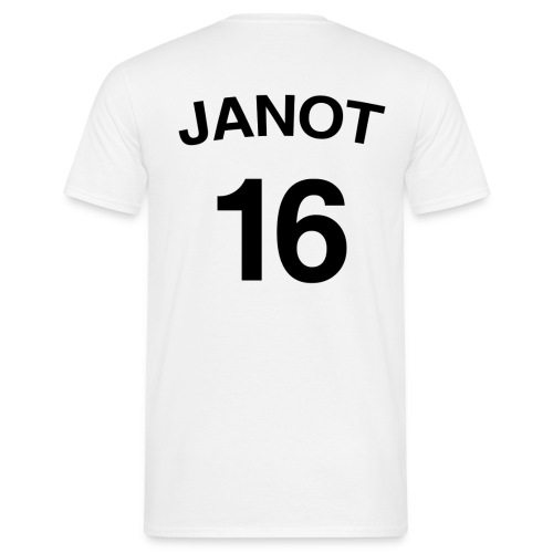 T-shirt Janot 16 - T-shirt Homme