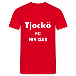 Fan-club Tjockö/Fat Island - T-shirt herr
