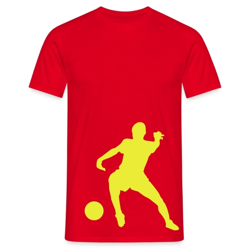 football_player - Men's T-Shirt